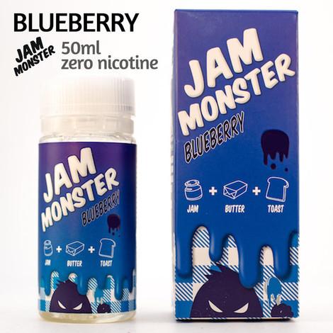 Blueberry Jam Monster e-liquid - Max VG - 50ml