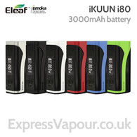 Eleaf IKUUN i80 80W TC battery
