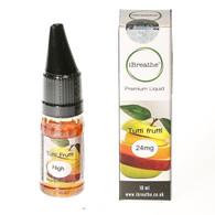 iBreathe E-Liquid - Tutti Frutti