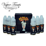 Mr Malts Flurrys - Vaper Treats e-liquid - 80% VG - 60ml