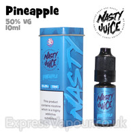 Pineapple - Nasty Juice e-liquid - 50% VG - 10ml