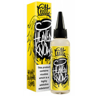 Heaven Knows - Cult Vapour eliquid by Herbal Tides - 70% VG - 50ml
