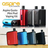 Aspire Gusto Mini Pod Vaping Kit