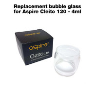 Replacement bubble glass for Aspire Cleito 120 - 4ml