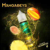 MANGABEYS - Twelve Monkeys e-liquid - 80% VG - 50ml