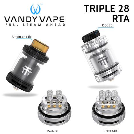 Vandy Vape - Triple 28 RTA
