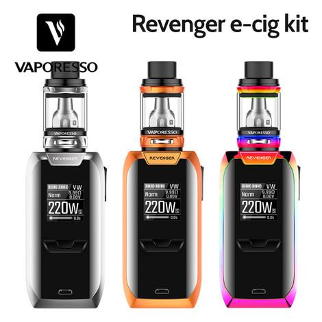 Vaporesso - Revenger e-cig kit