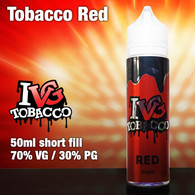 Red Tobacco by I VG e-liquids - 50ml