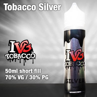 Silver Tobacco by I VG e-liquids - 50ml