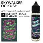 Skywalker OG Kush - Cheeba by Element e-liquid - 70% VG - 100ml