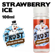 Strawberry Ice by Dr Frost e-liquid - 70% VG - 100ml