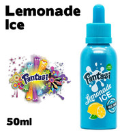 Lemonade Ice - Fantasi e-liquids - 70% VG - 50ml