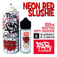 Neon Red Slushie - Far e-liquids by ELEMENT - 100ml