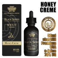 Honey Creme - Kilo e-liquid - 70% VG - 50ml