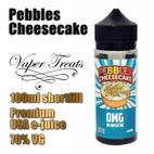 Pebbles Cheesecake - Vaper Treats e-liquid by Ruthless - 70% VG - 100ml