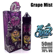 Grape Mist - Mr Juicer e-liquid - 70% VG - 50ml