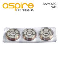 3 pack – ASPIRE Revvo ARC atomiser coils