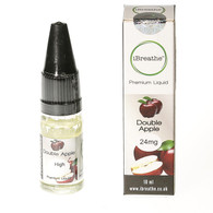 iBreathe E-Liquid - Double Apple