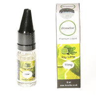 iBreathe E-Liquid - Icy Lime