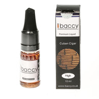 iBaccy E-Liquid - Cuban Cigar