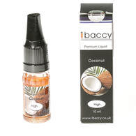 iBaccy E-Liquid - Coconut