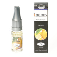 iBaccy E-Liquid - Lemon