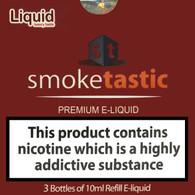 30ml Smoketastic E-Liquid - Lemon Mint