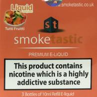 Tutti Fruit - 30ml - Smoketastic eLiquid