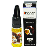 iBaccy E-Liquid - Passion Fruit