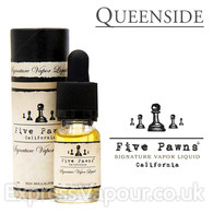 Queenside - Five Pawns premium e-liquid - 10ml