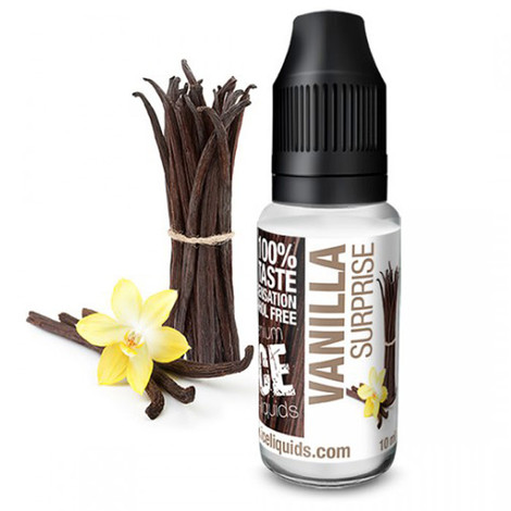Vanilla Surprise - IceLiqs Premium E-liquid - 10ml