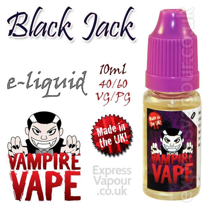 Vampire Vape 40% VG E-Liquid