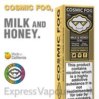 MILK AND HONEY - Cosmic Fog premium e-liquid - 70% VG - 10ml