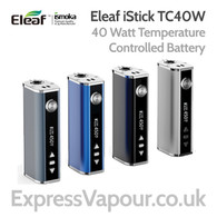 Eleaf iStick Battery 40 watts with Temperature Control - TC40W