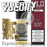 KIBERRY YOGURT - by KILO e-liquid - 70 VG