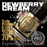 DEWBERRY CREAM - by KILO e-liquid - 70 VG