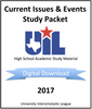 Current Issues & Events 2017