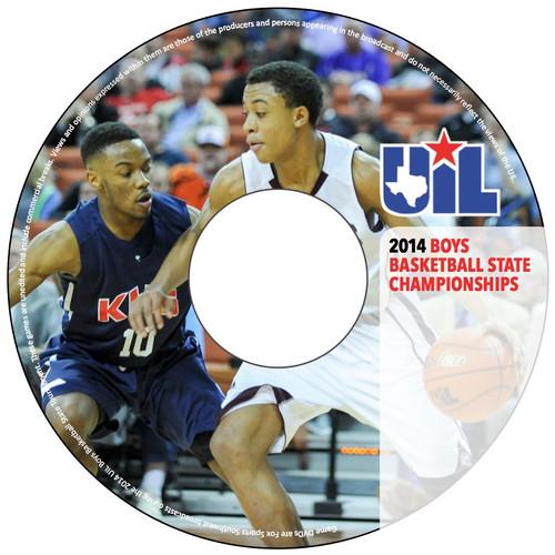 2013-14 Boys Basketball Tournament DVD