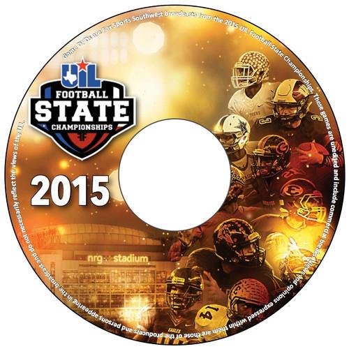 2015-16 Football DVD