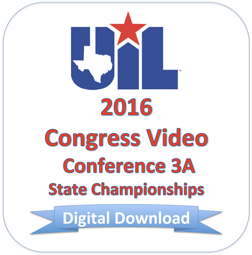 2016 Congress 3A Finals