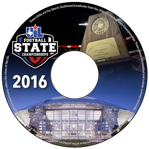 2016 Football State Championships