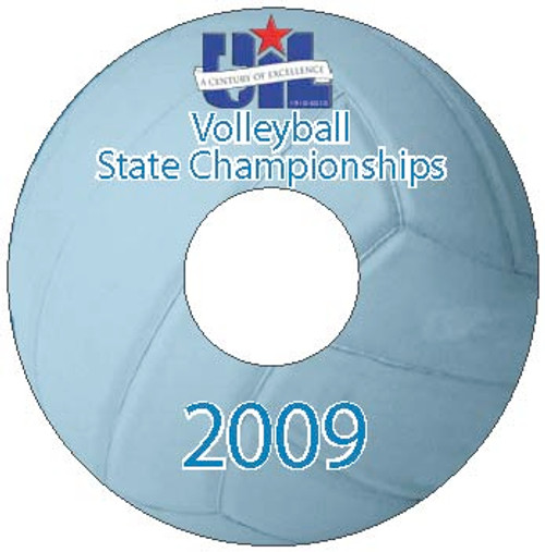 2009-10 Volleyball Tournament DVD