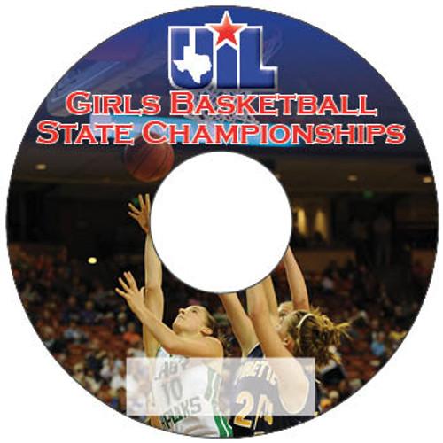 2011-12 Girls Basketball Tournament DVD