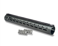 AP Customs Carbon Fiber Free Float Tactical Handguard - 15 inch
