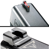 Taran Tactical Innovations - Ultimate Fiber Optic Sights Set for Glock