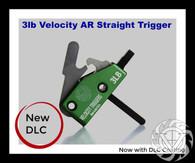Velocity 3lb. AR Straight Trigger