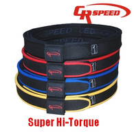 CR Speed Super Hi-Torque Range Belt, Black