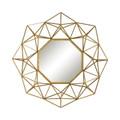 Sterling 351-10178 Geometric Wire Mirror