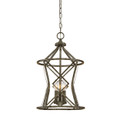 Millennium Lighting 2293-AS Lakewood Pendant in Antique Silver