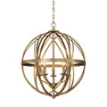 Millennium Lighting 2285-VG Lakewood Pendant in Vintage Gold